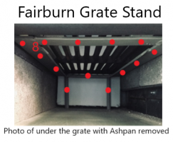 Fairburn Grate Stand
